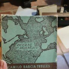 Libros: LIBRO IMPACTO DEL ATLÁNTICO CAMILO GARCÍA TRELLES, FALTA LA TAPA TRASERA. Lote 210403871