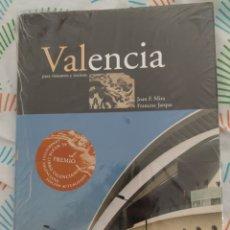 Livres: LIBRO VALENCIA PARA VISITANTES Y VECINOS. Lote 211437554
