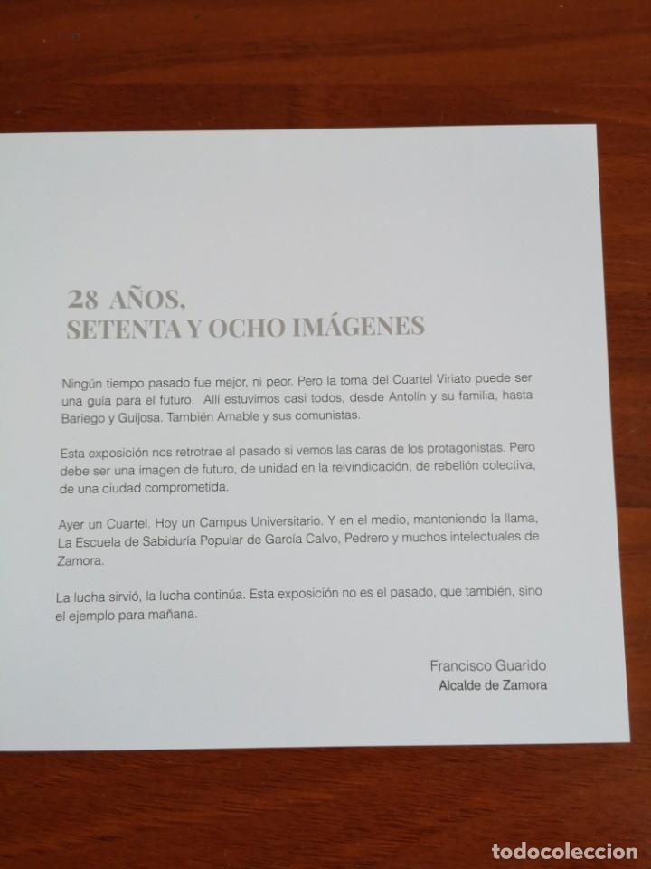 Libros: Y ZAMORA TOMO EL CUARTEL TRANSFORMACIÓN DEL CUARTEL EN CAMPUS UNIVERSITARIO - Foto 3 - 211655364