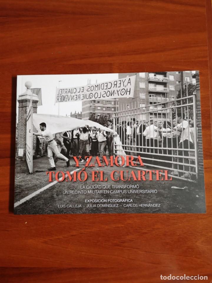 Y ZAMORA TOMO EL CUARTEL TRANSFORMACIÓN DEL CUARTEL EN CAMPUS UNIVERSITARIO (Libros Nuevos - Historia - Historia Moderna)