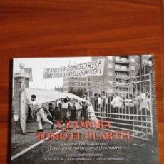 Libri: Y ZAMORA TOMO EL CUARTEL TRANSFORMACIÓN DEL CUARTEL EN CAMPUS UNIVERSITARIO. Lote 211655364