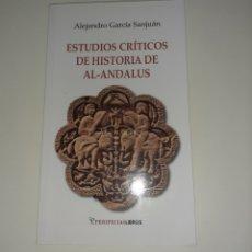 Libros: ALEJANDRO GARCÍA SANJUAN, AL-ANDALUS. Lote 213031433