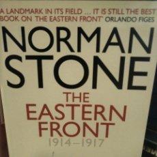 Libros: FRENTE DEL ESTE 1914-1917 , NORMAN STONE. Lote 213862102