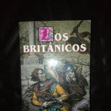 Libros: LOS BRITÁNICOS. Lote 214995453