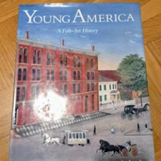 Libros: YOUNG AMERICA: A FOLK ART HISTORY. Lote 215361010