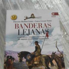 Libros: BANDERAS LEJANAS. Lote 218106386