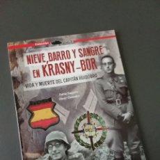 Livres: NIEVE BARRO Y SANGRE EN KRASNY BOR.. Lote 220927781