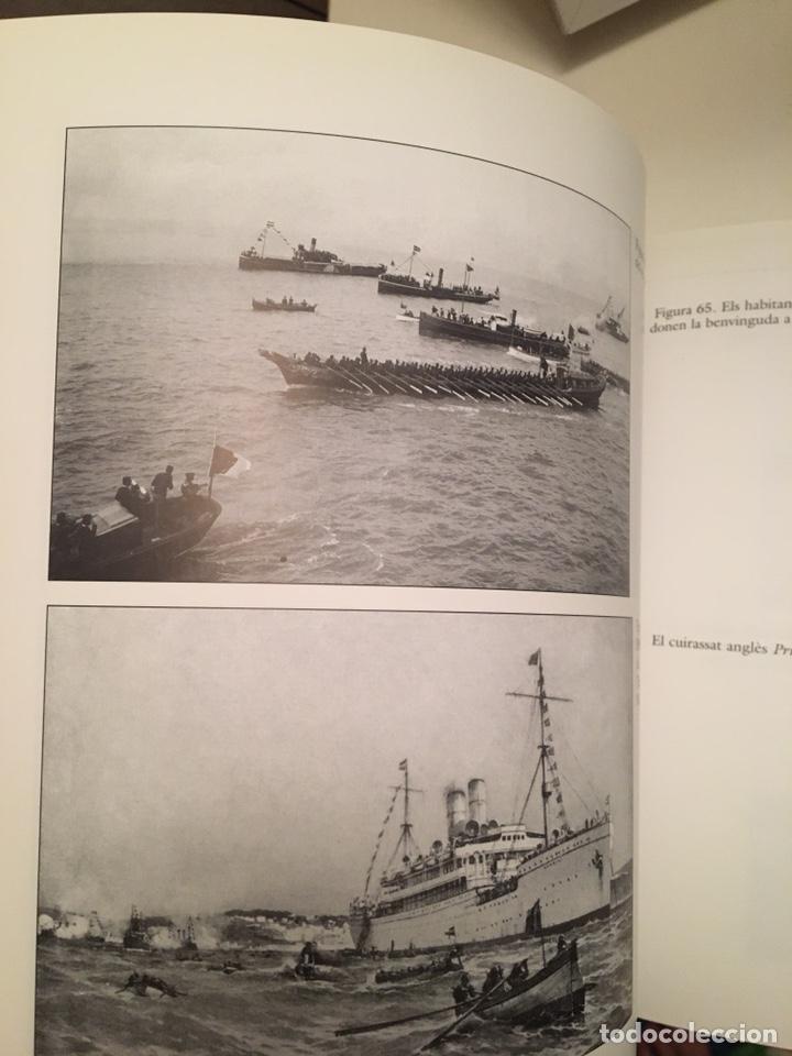Libros: LEMPERADOR GUILLEM II A MENORCA - MARIA HERRNBRODT-FECHELM - Foto 3 - 221429523
