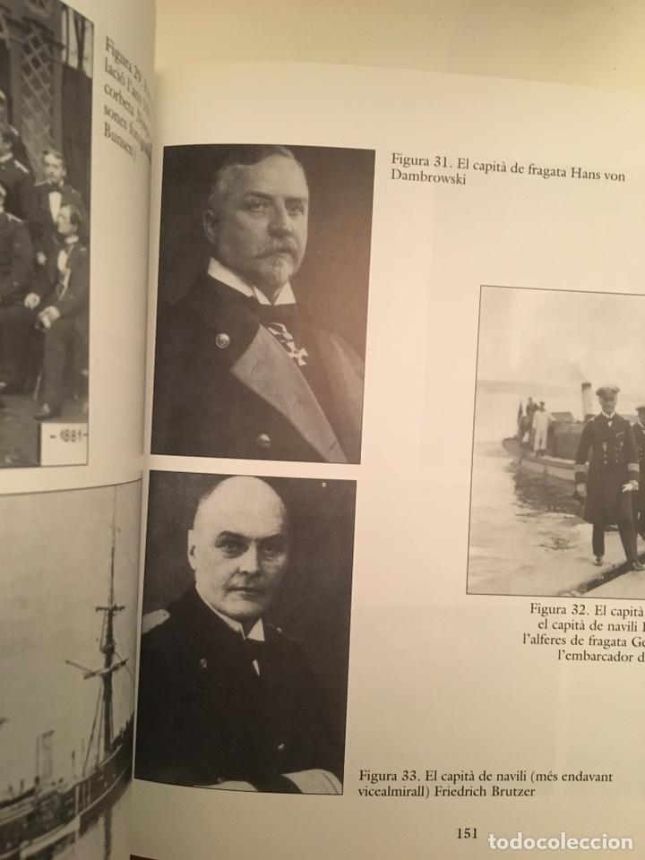 Libros: LEMPERADOR GUILLEM II A MENORCA - MARIA HERRNBRODT-FECHELM - Foto 4 - 221429523