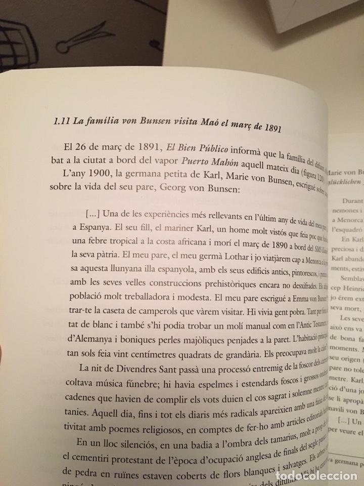 Libros: LEMPERADOR GUILLEM II A MENORCA - MARIA HERRNBRODT-FECHELM - Foto 5 - 221429523
