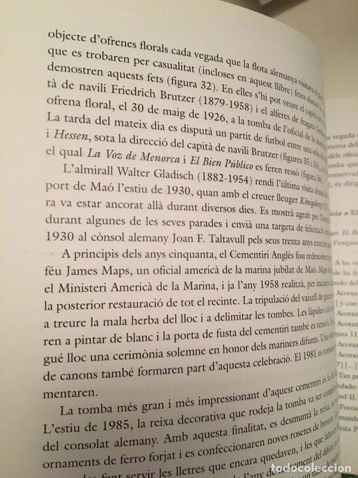 Libros: LEMPERADOR GUILLEM II A MENORCA - MARIA HERRNBRODT-FECHELM - Foto 7 - 221429523