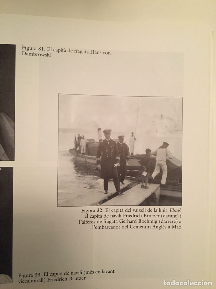 Libros: LEMPERADOR GUILLEM II A MENORCA - MARIA HERRNBRODT-FECHELM - Foto 9 - 221429523