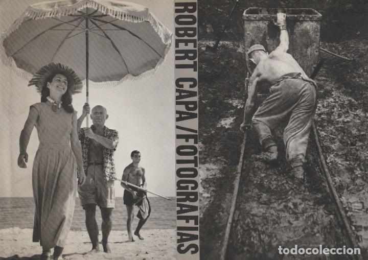 ROBERT CAPA. FOTOGRAFÍAS. 1996. APERTURE. 1ª EDICIÓN. (Libros Nuevos - Historia - Historia Moderna)
