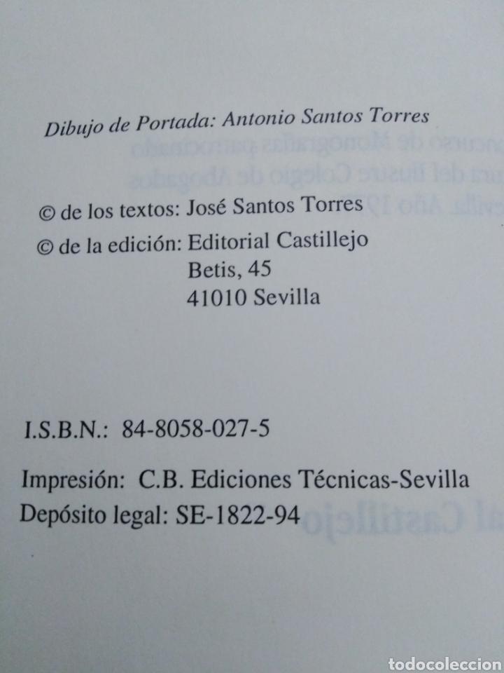 Libros: Apuntes para la historia del ilustre colegio de abogados de Sevilla - Foto 4 - 221723490
