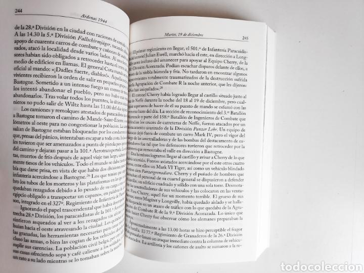 Libros: Libro. Antony Beevor, Ardenas 1944 - Foto 4 - 221782188