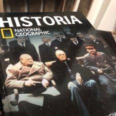 Libri: HISTORIA NATIONAL GEOGRAPHIC TOMO 30 LAS GUERRAS MUNDIALES. Lote 221828731