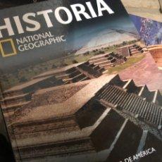 Libri: HISTORIA NATIONAL GEOGRAPHIC TOMO 22 LA CONQUISTA DE AMÉRICA. Lote 221830388