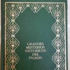 Libros: GRANDES MISTERIOS HISTÒRICOS DEL PASADO. Lote 222241458