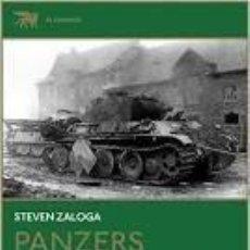 Libros: PANZERS EN LA NIEBLA ZALOGA, STEVE EL CAZADOR LIBROS, 2020. RÚSTICA CON SOLAPAS. 383 PAGINAS CON. Lote 222540042