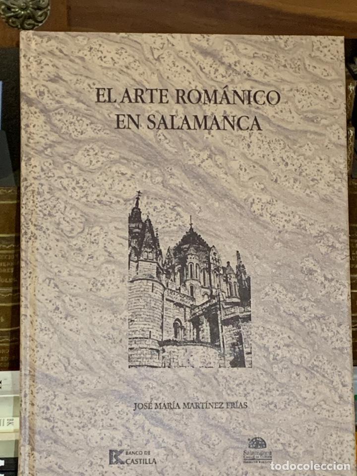 EL ARTE ROMÁNICO EN SALAMANCA (Libros Nuevos - Historia - Historia Moderna)