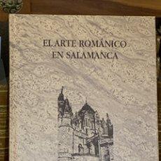 Libri: EL ARTE ROMÁNICO EN SALAMANCA. Lote 196845151