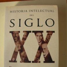 Livros: HISTORIA INTELECTUAL DEL SIGLO XX / PETER WATSON. Lote 223387406