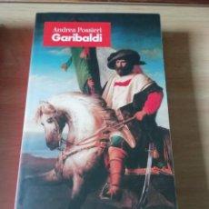 Libros: GARIBALDI EL CREADOR DE LA IDENTIDAD ITALIANA. EN ITALIANO. Lote 226787915