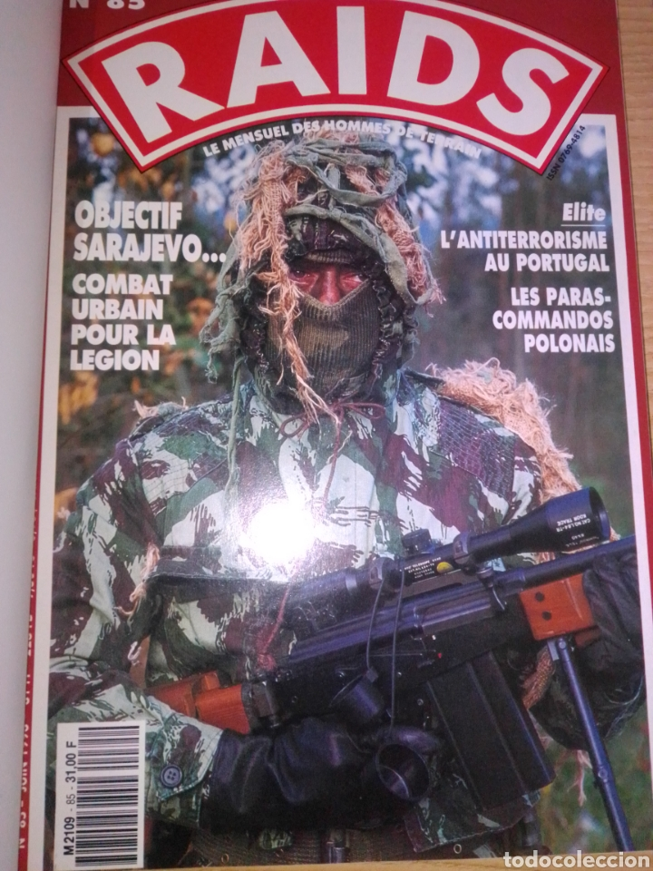 Libros: Raids 84-89 - Foto 2 - 227691005