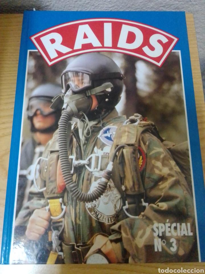 RAIDS 84-89 (Libros Nuevos - Historia - Historia Moderna)