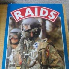Libros: RAIDS 84-89. Lote 227691005