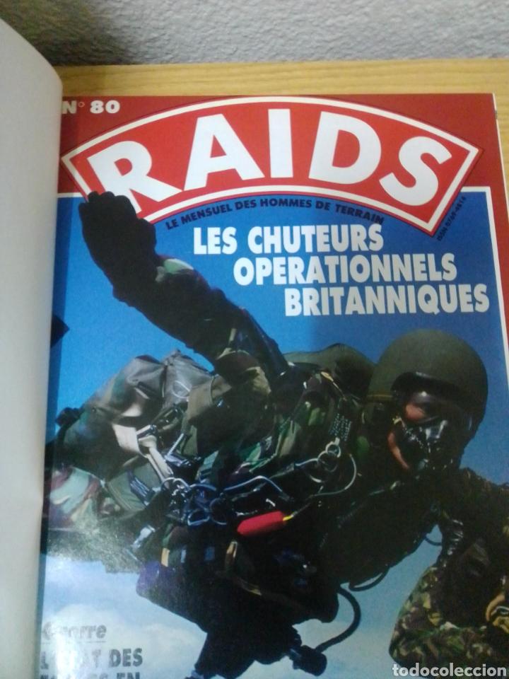 Libros: Raids 80 84 - Foto 2 - 227691580