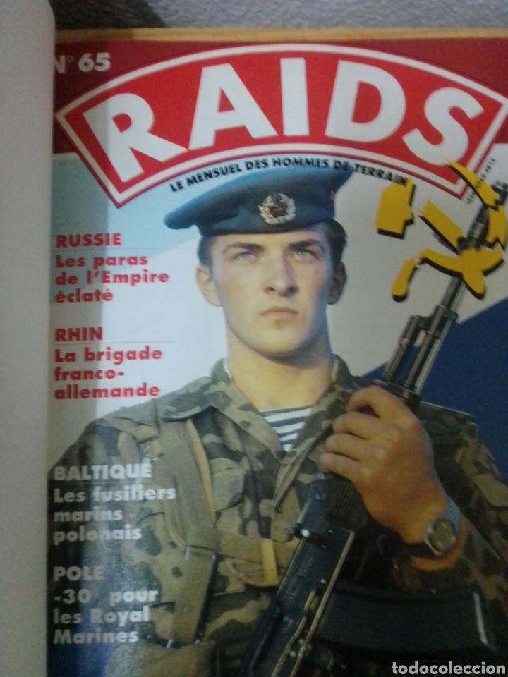 Libros: Revista Raids números 65 a 69 - Foto 3 - 227692370
