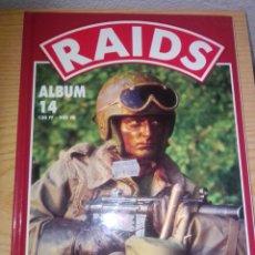 Libros: REVISTA RAIDS NÚMEROS 65 A 69. Lote 227692370