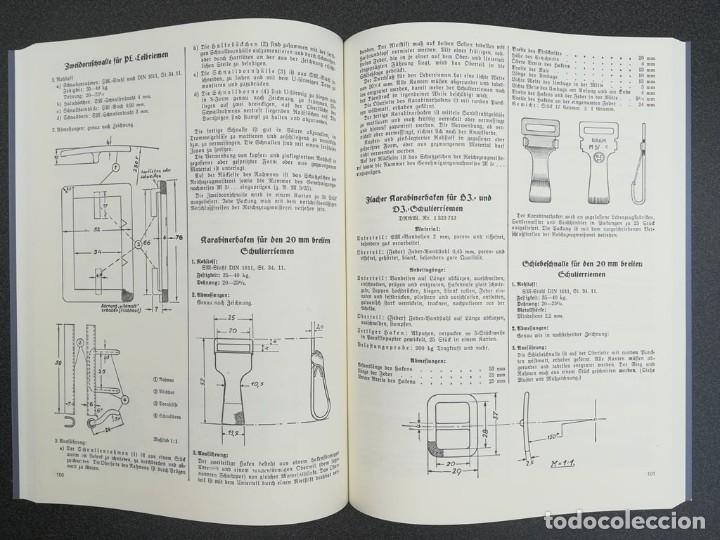 Libros: Libro Requisitos de producción de RZM para uniformes y equipos 1936, nazi hitler tercer reich - Foto 7 - 227762160