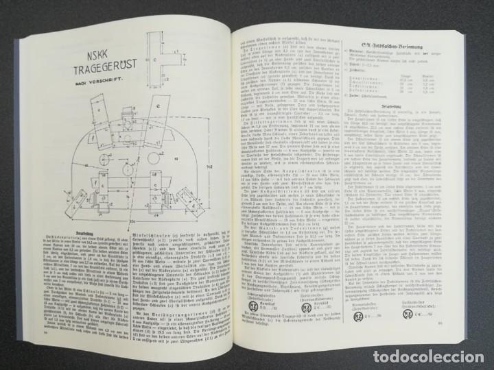 Libros: Libro Requisitos de producción de RZM para uniformes y equipos 1936, nazi hitler tercer reich - Foto 9 - 227762160