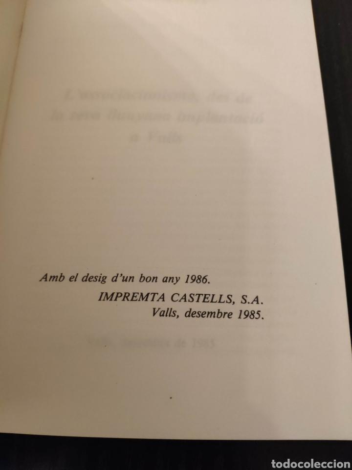 Libros: Lassociacionisme, des de la seva llunyana implantació a Valls - Joan Ventura i Solé - Foto 3 - 233717475