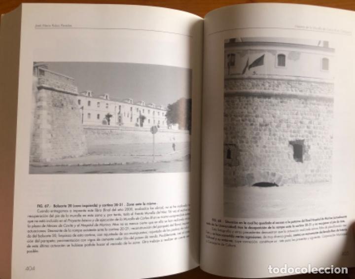 Libros: CARTAGENA- LA MURALLA DE CARLOS III- JOSE MARIA RUBIO PAREDES- 2001 - Foto 9 - 239646295