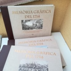 Libros: MEMÒRIA GRÀFICA DEL 1714. Lote 239966085