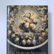 Libros: GREGORY MURRY, THE MEDICEAN SUCCESSION. MONARCHY IN DUKE COSIMO DE MEDICI'S FLORENCE (2014). Lote 244920015