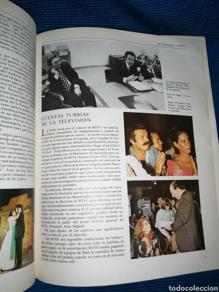 Libros: LIBRO ANUARIO 1980, VELA DE ARMAS, PERIODISMO,.. MÁS SINGLE CON TESTIMONIOS SONOROS, ED. DEL TIEMPO - Foto 8 - 246115495