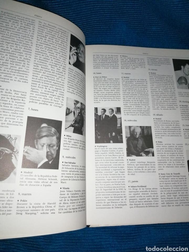 Libros: LIBRO ANUARIO 1980, VELA DE ARMAS, PERIODISMO,.. MÁS SINGLE CON TESTIMONIOS SONOROS, ED. DEL TIEMPO - Foto 20 - 246115495