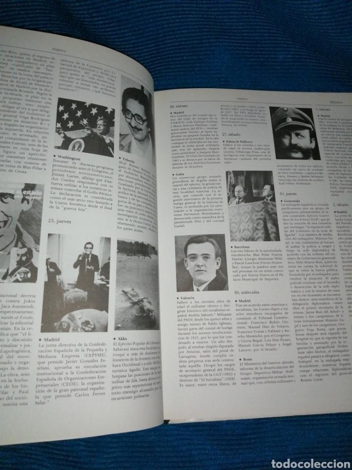 Libros: LIBRO ANUARIO 1980, VELA DE ARMAS, PERIODISMO,.. MÁS SINGLE CON TESTIMONIOS SONOROS, ED. DEL TIEMPO - Foto 21 - 246115495
