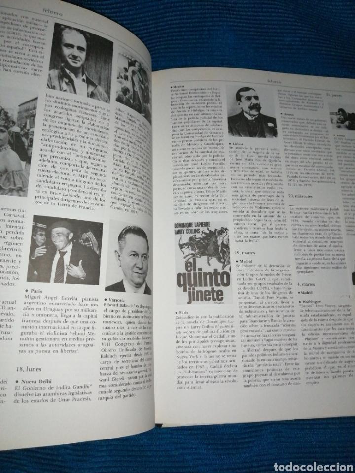 Libros: LIBRO ANUARIO 1980, VELA DE ARMAS, PERIODISMO,.. MÁS SINGLE CON TESTIMONIOS SONOROS, ED. DEL TIEMPO - Foto 22 - 246115495