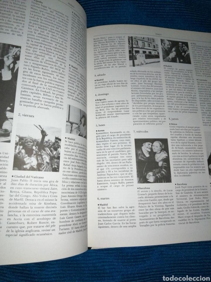 Libros: LIBRO ANUARIO 1980, VELA DE ARMAS, PERIODISMO,.. MÁS SINGLE CON TESTIMONIOS SONOROS, ED. DEL TIEMPO - Foto 23 - 246115495