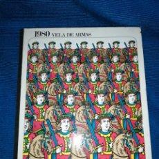 Libros: LIBRO ANUARIO 1980, VELA DE ARMAS, PERIODISMO,.. MÁS SINGLE CON TESTIMONIOS SONOROS, ED. DEL TIEMPO. Lote 246115495