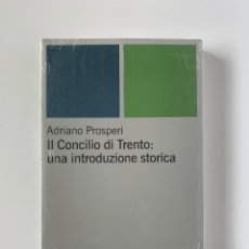 Libros: ADRIANO PROSPERI, IL CONCILIO DI TRENTO: UNA INTRODUZIONE STORICA (EINAUDI, 2001). Lote 246529340