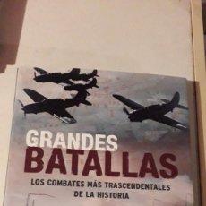 Libros: LIBRO GRANDES BATALLAS. Lote 248004225