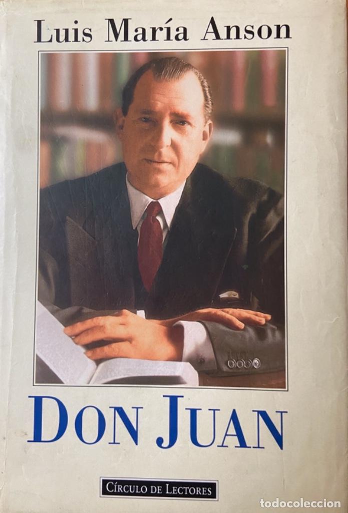 DON JUAN (Libros Nuevos - Historia - Historia Moderna)