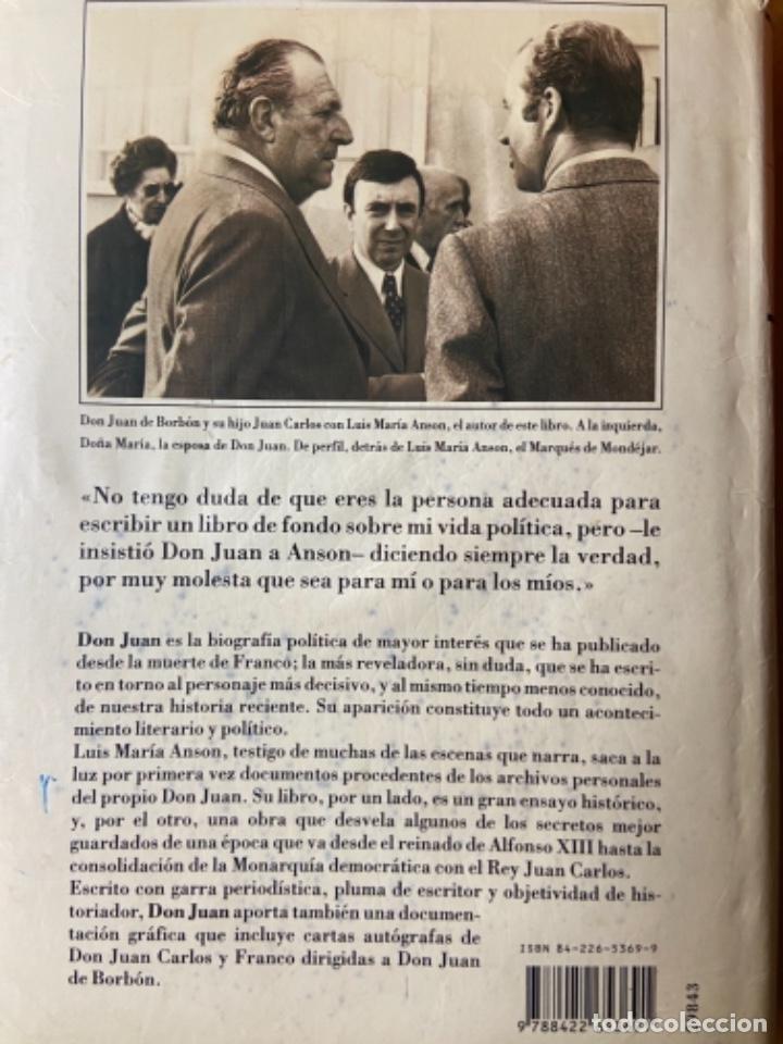 Libros: Don Juan - Foto 2 - 249333890