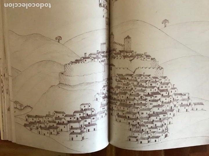 Libros: Livro de fortalezas Portugal, de Duarte de Armas. Edición facsimil de 2006 - Foto 6 - 252141395